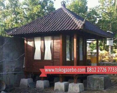 Gazebo Rumah Glugu