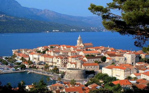 Cidade de Korcula – Croácia