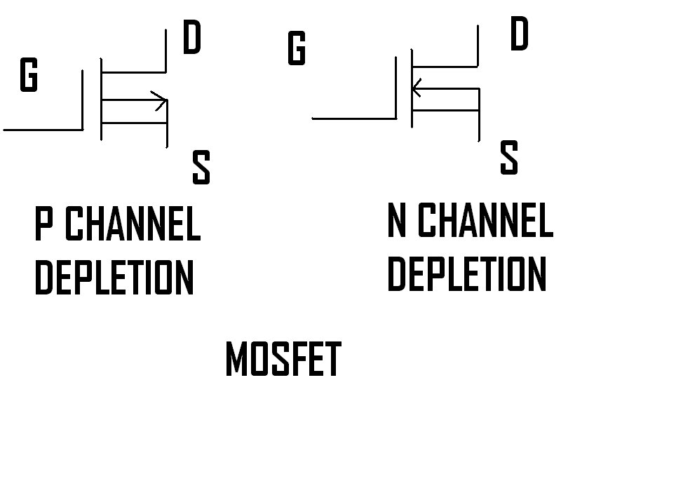 electronic difference between jfet and mosfet