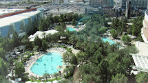 """Vegas Aria Resort & Casino - """"heaven Earth"""""""