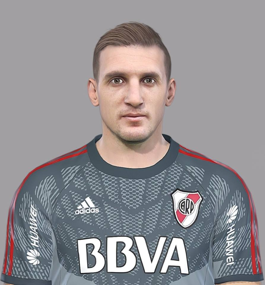 Ultigamerz Pes 2010 Pes 2011 Face: Ultigamerz: PES 2018 Franco Armani (River Plate) Face