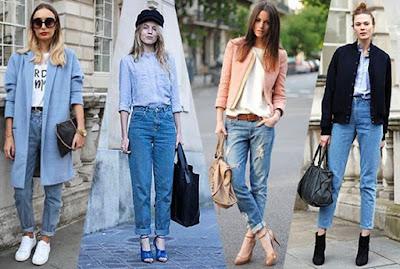 Mode Jadul Yang Kembali Menjadi Trend Fashion 2018