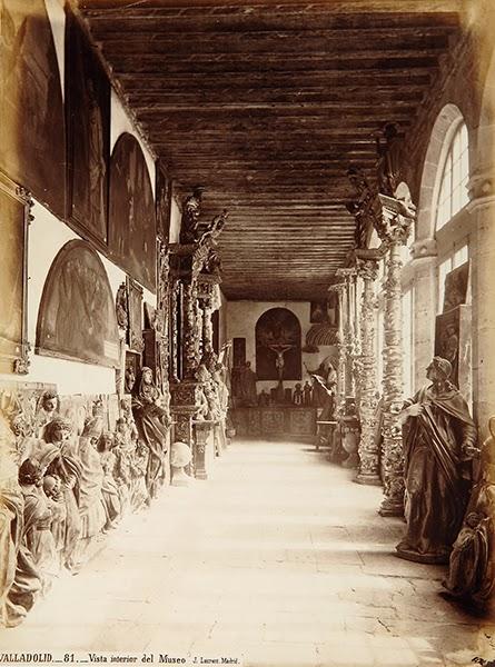 Museo Santa Cruz Valladolid