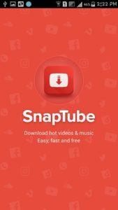 تحميل برنامج سناب تيوب Snaptube 2017 آخر تحديث