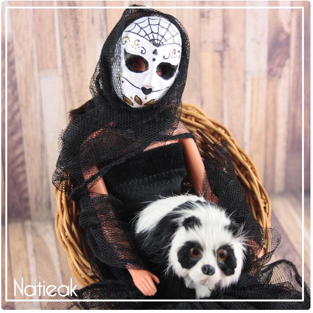 halloween robe morticia