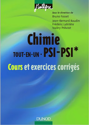 Télécharger Livre Gratuit Chimie tout-en-un cours et exercices corrigés pdf