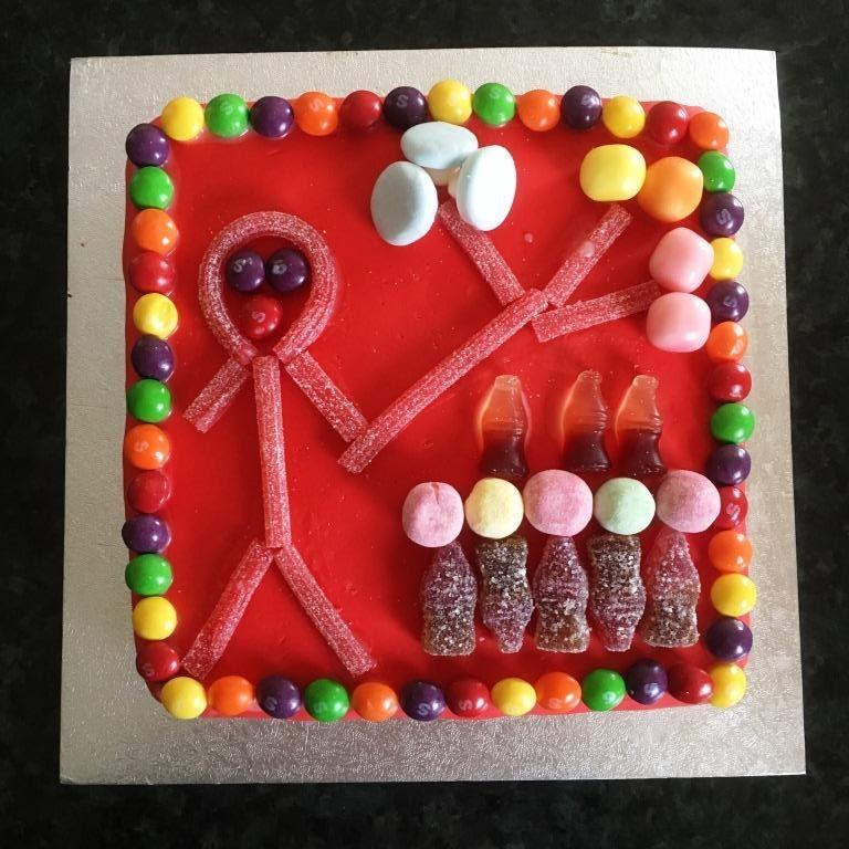 Easy Homemade Kids Birthday Cakes