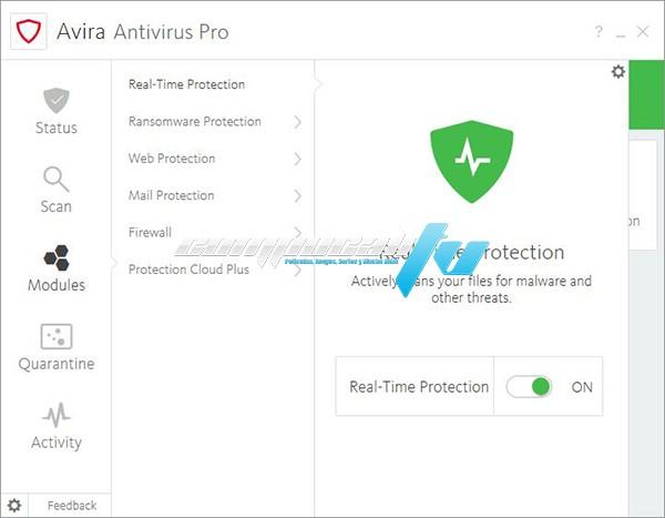 Avira Antivirus Pro 2020 Versión Full