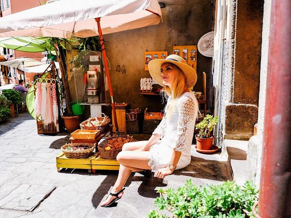 Italija: Izlet v Cinque Terre
