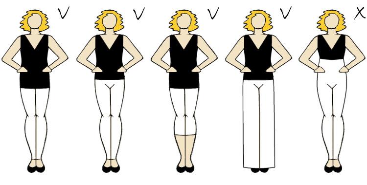 spodnie ciążowe które ładnie podkreślą brzuszek fason długość szerokość