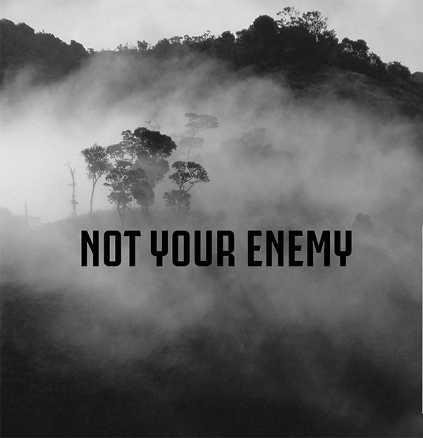 Not Your Enemy stream Self-Titled EP