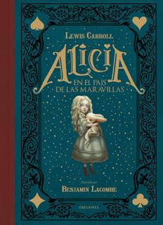 Alicia en el País de las Maravillas - B. Lacombe