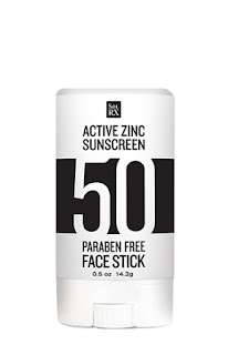 Zinc Stick Sunscreen