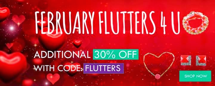 Valentines Day 2015 Jewelry Sale