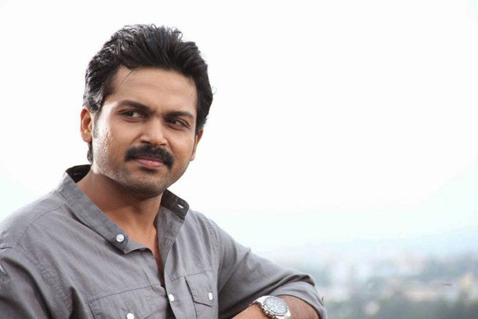 south Indian actor Karthi salary for per movie, big screne actor, Income pay per movie, he is in top 10 list of Highest Paid in 2016