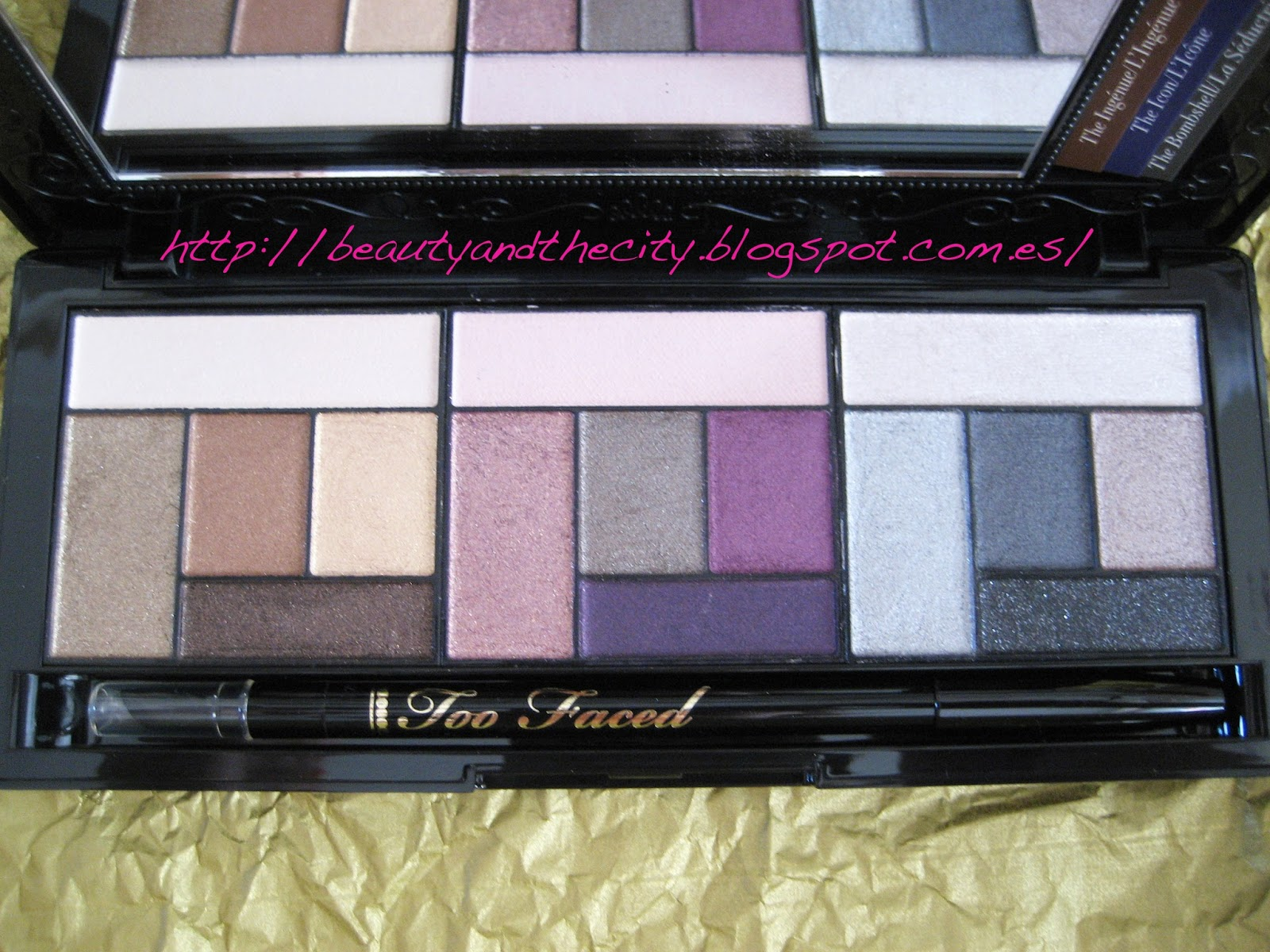 Too faced return of sexy review