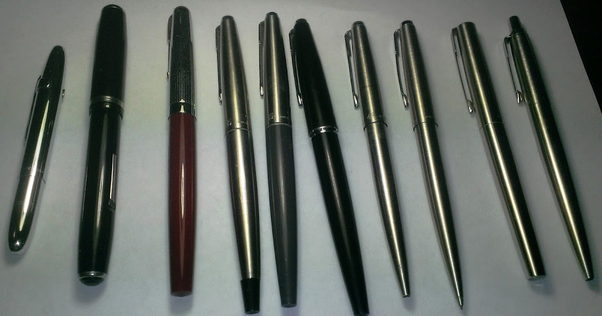 Dc S Watches Non Watchmaking Post 1 My Pen Collection
