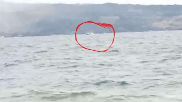 Video Detik-detik Menakutkan Kapal Tenggelam di Danau Toba