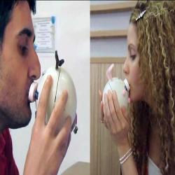 Agora será possível beijar virtualmente e até mesmo vender seus beijos