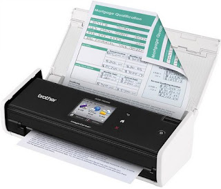Brother ADS-1500W Scanner Driver Download