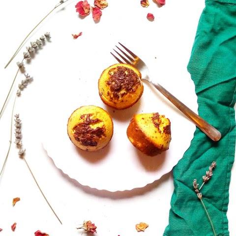 Mary Berry's Chocolate Muffins