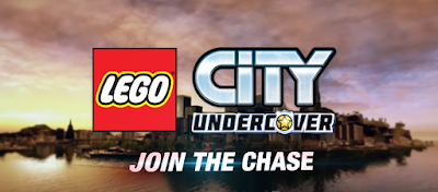 NEW LEGO CITY Undercover