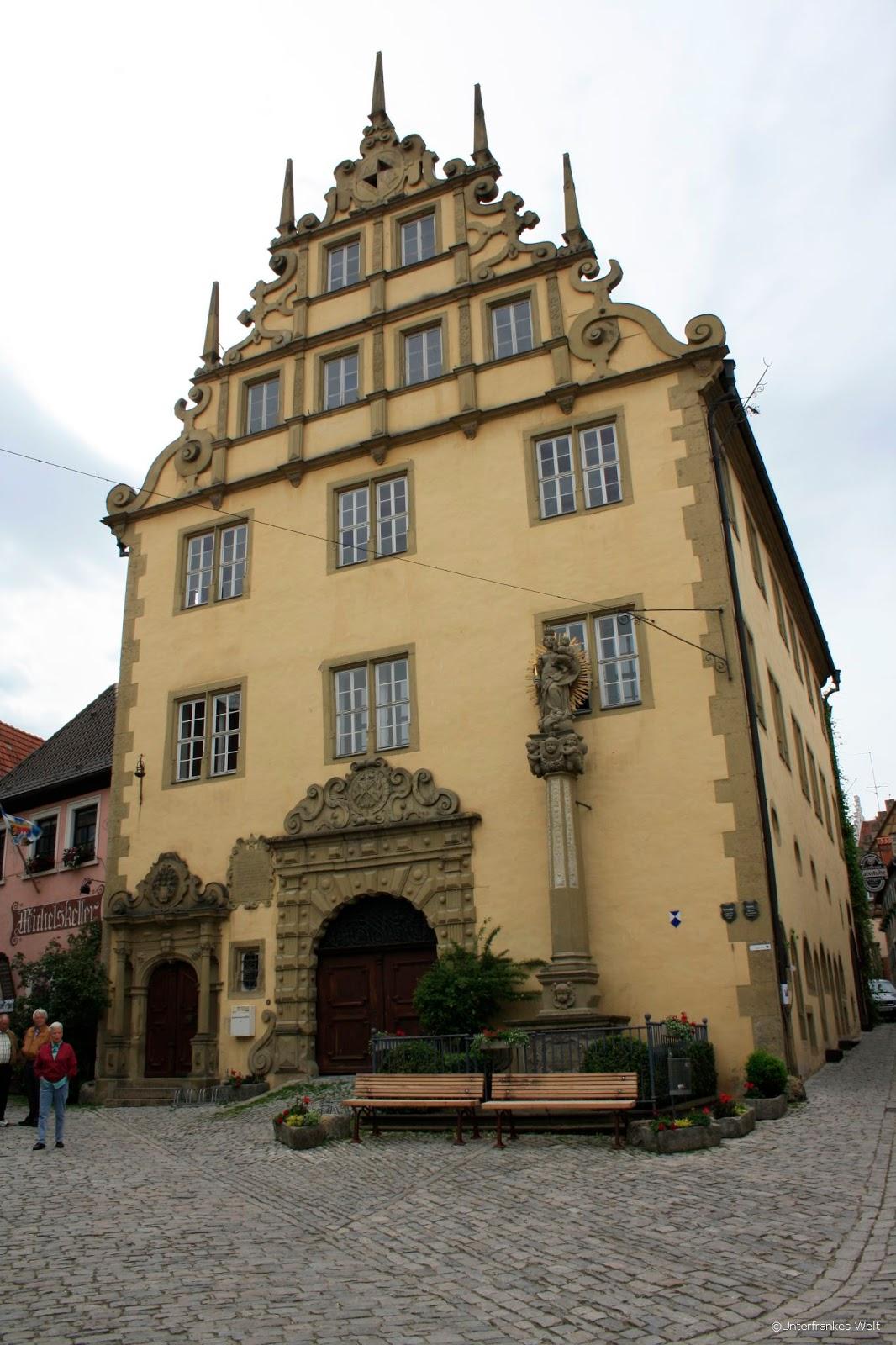 Rathaus Sulzfeld