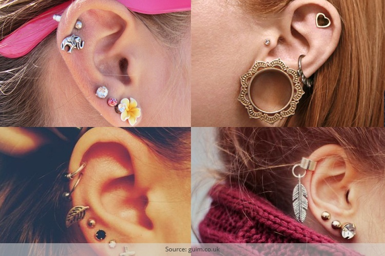 All 2 Women Getting A Cartilage Piercing Know This First