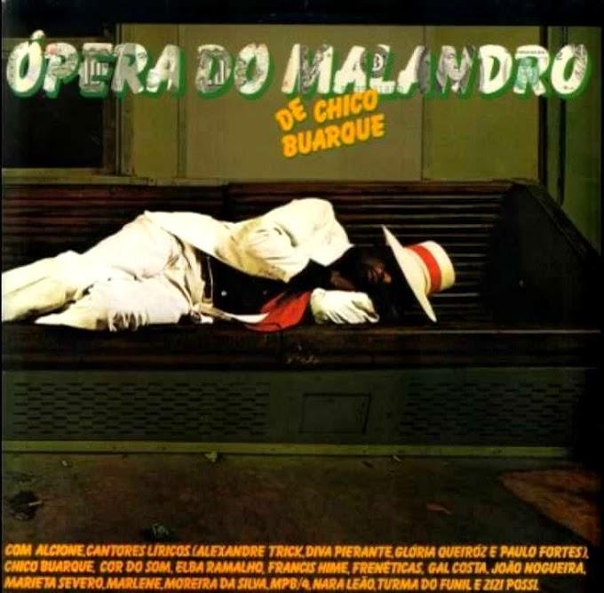 "Vários artistas - ""Ópera do malandro"" [1979]"