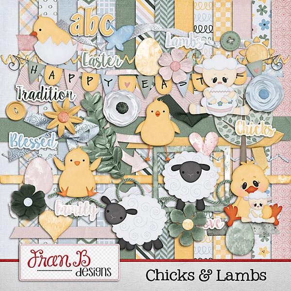 Chicks & Lambs Freebie!