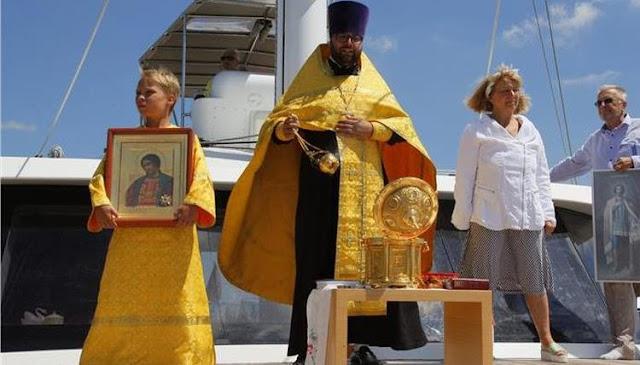 Кримські священики влаштовують незаконне паломництво