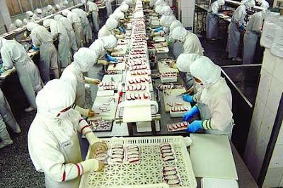 Tuyển 12 lao động chế biến thủy sản tại Nhật Bản tháng 12/2017