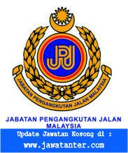 Jawatan Kosong Pengangkutan Jalan Malaysia (JPJ)