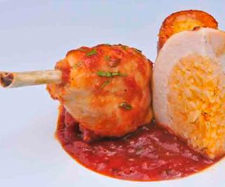 Cocina Ecuatoriana - Seco de Gallina