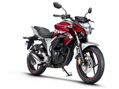 best sports bike in India under 1 lakh, suzuki gixxer