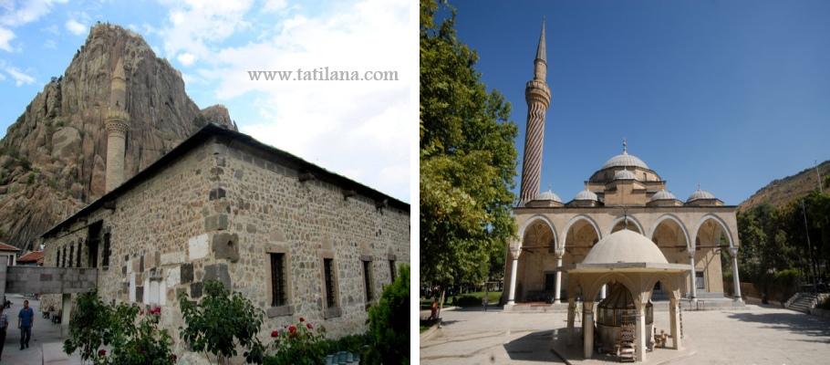 Afyon Ulu Camii ve İmaret Camii