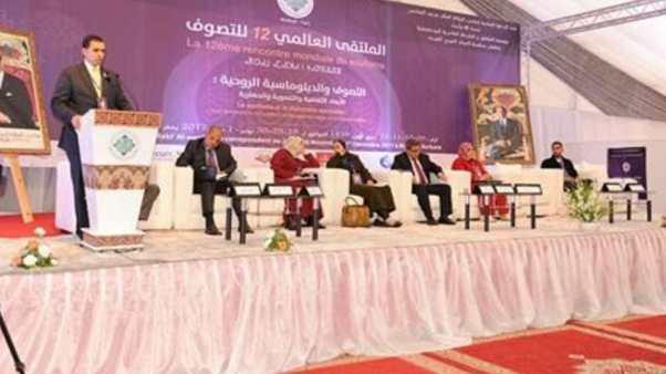 الأستاذ عبد الله مشنون يكتب عن الملتقى العالمي السنوي للتصوف في دورته 12 بمداغ