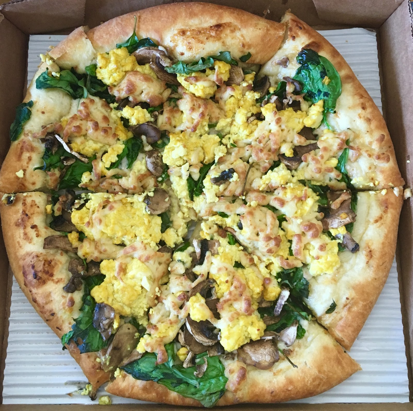 Sacramento Vegan Svcc Day One Buffalo Pizza And Revolution Wines