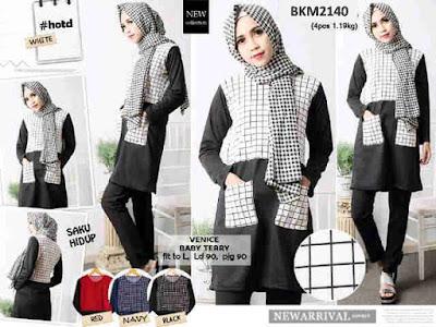Baju Muslim Murah BKM2140-5