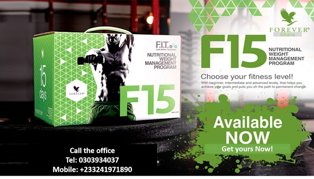 Forever F15 For Advance Weight Loss