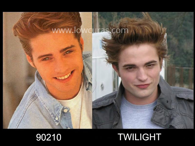 Brandon Walsh e Edward Cullen