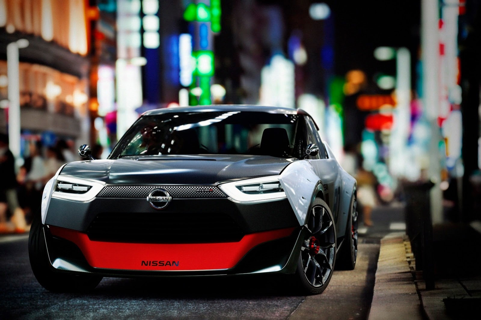 2017 nissan silvia based on idx rumored to rival scion fr s. Black Bedroom Furniture Sets. Home Design Ideas
