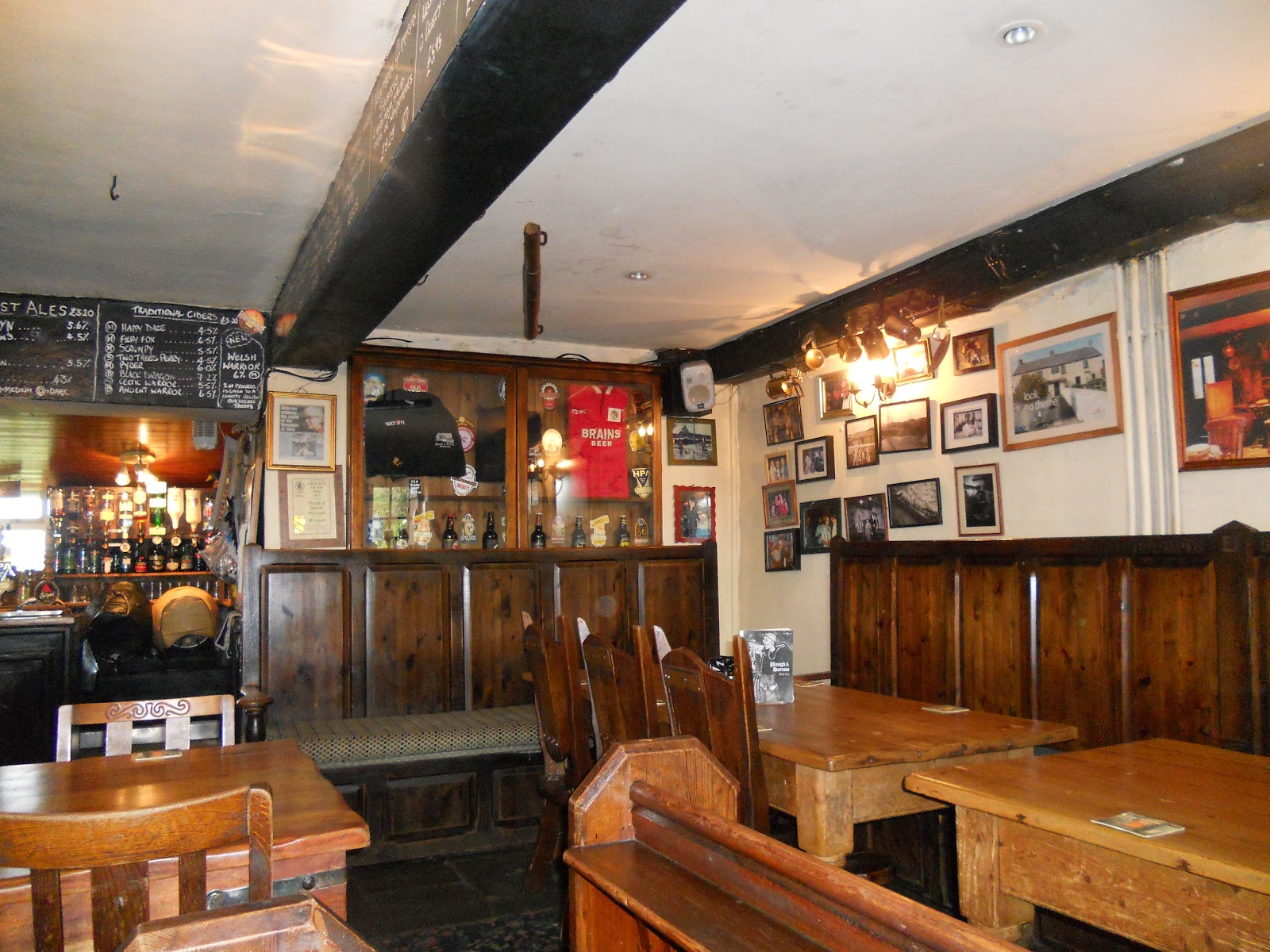 Restaurant & Kitchen - Old House Northampton