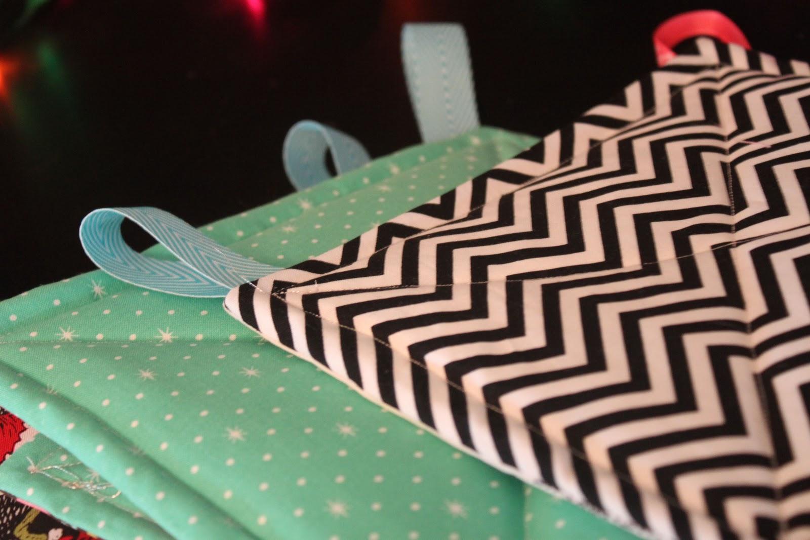 {charmed earth}: {something hot, something sewn} handmade ...