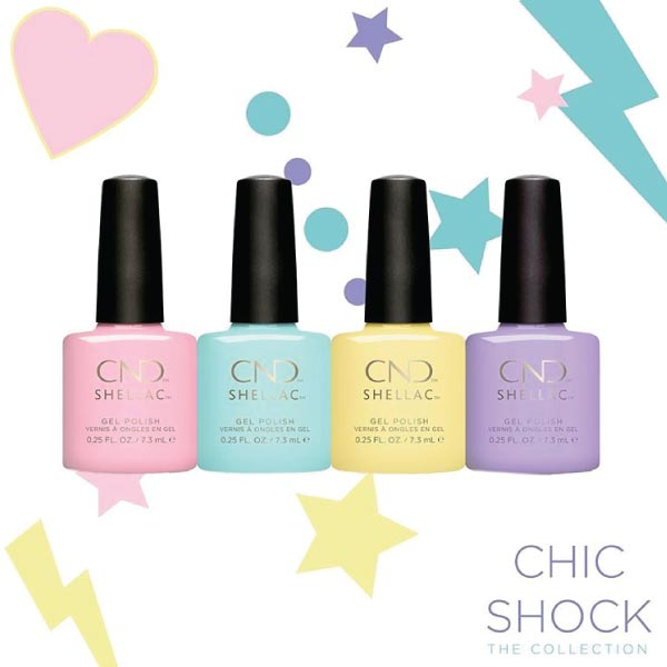 CND Chic Shock Collection