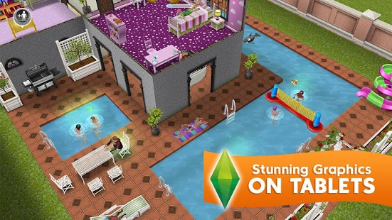 The Sims FreePlay Mod Apk Android