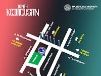 Traffic Masjid Nurul Huda Kebagusan Bersama Nurul Musthofa