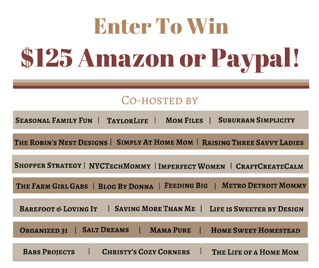 Paypal or Amazon Giveaway