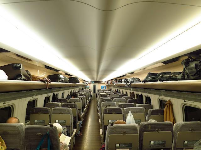 Hayabusa Shinkansen bullet train. Tokyo Hokkaido Hakodate. Tokyo Consult. TokyoConsult.