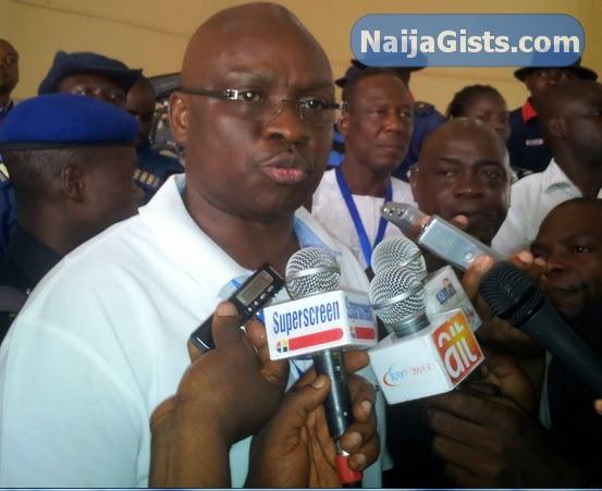 fayose wins ekiti election